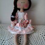 Muñeca de trapo rusa