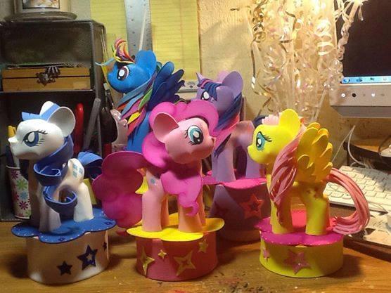 My litter pony fofucho o en Goma Eva   PatronesMil