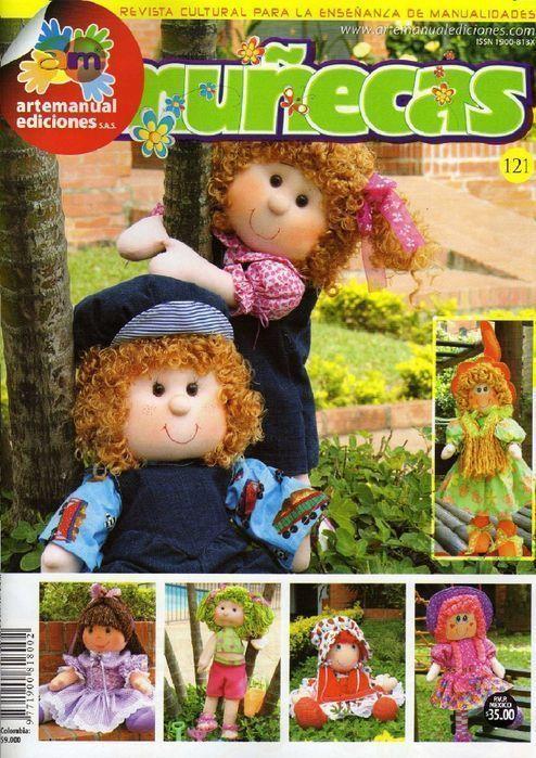 Revista de muñecas – PatronesMil