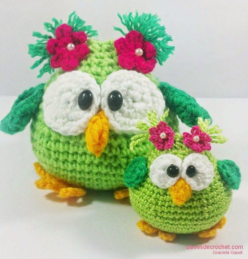 Patron ES Amigurumis Crochet