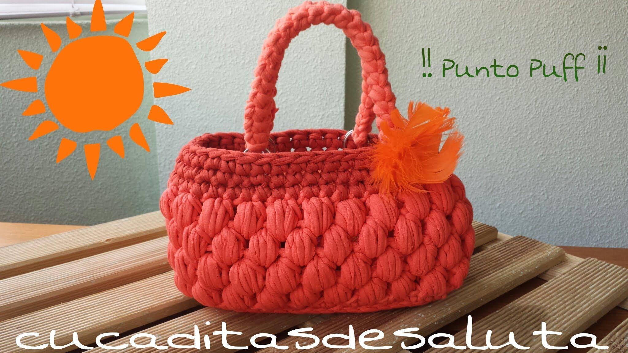 Bolsos crochet archivos patronesmil for Bolsos de crochet de trapillo