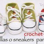 Zapatillas o sneakers para bebés