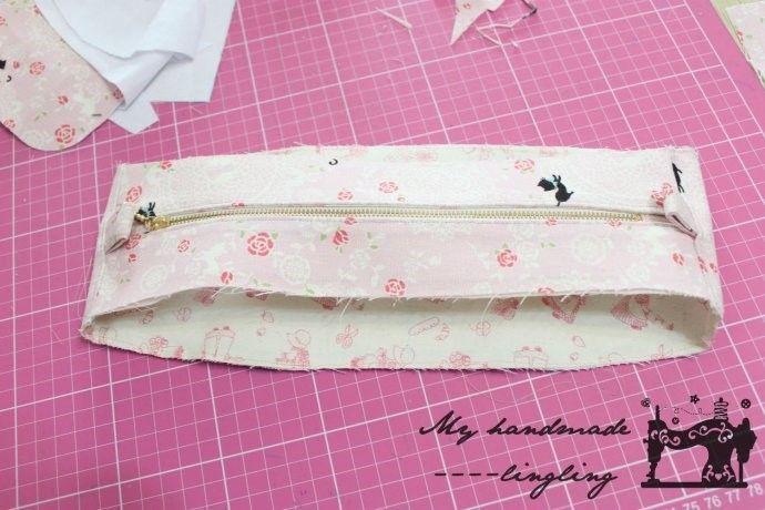 bolso rosa 36