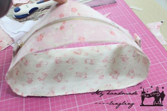 bolso rosa 37