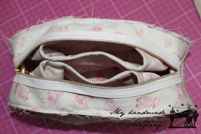 bolso rosa 38