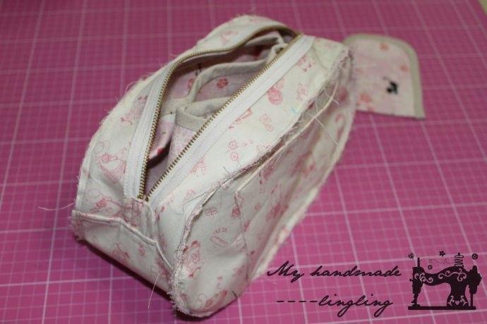 bolso rosa 39