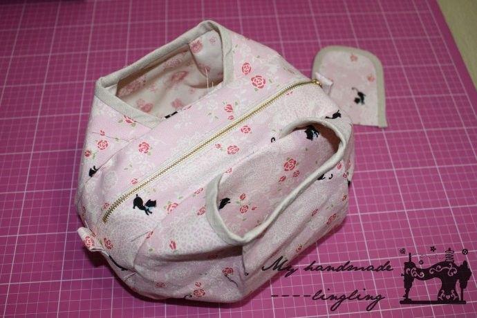 bolso rosa 43