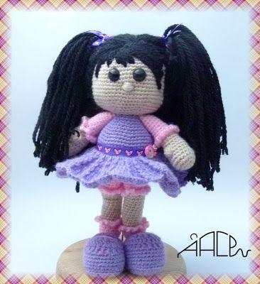 muñeca marilu
