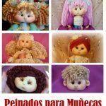Peinados para la muñecas con el paso a paso