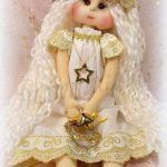 Muñeca lolita de Navidad