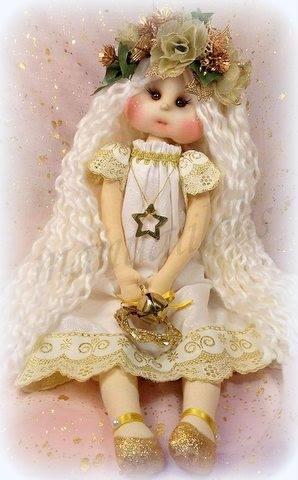 Lolita de navidad muñeca