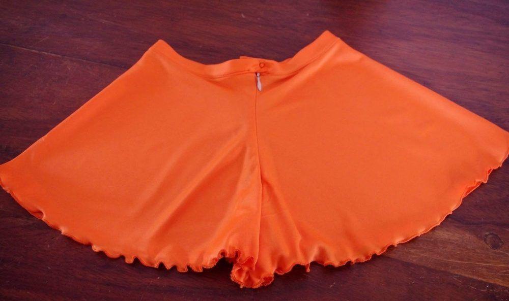 Como hacer un short falda circular