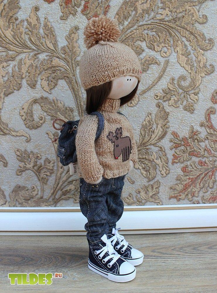muñeca patron 3