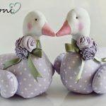 Patos de tela