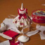 Como hacer un vestido para muñecas