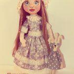 DIY de Muñeca de tela 2 – ropa de la muñeca
