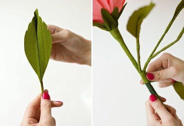rosas gigantes crepe 9