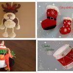 Patrones de Amigurumis para Navidad