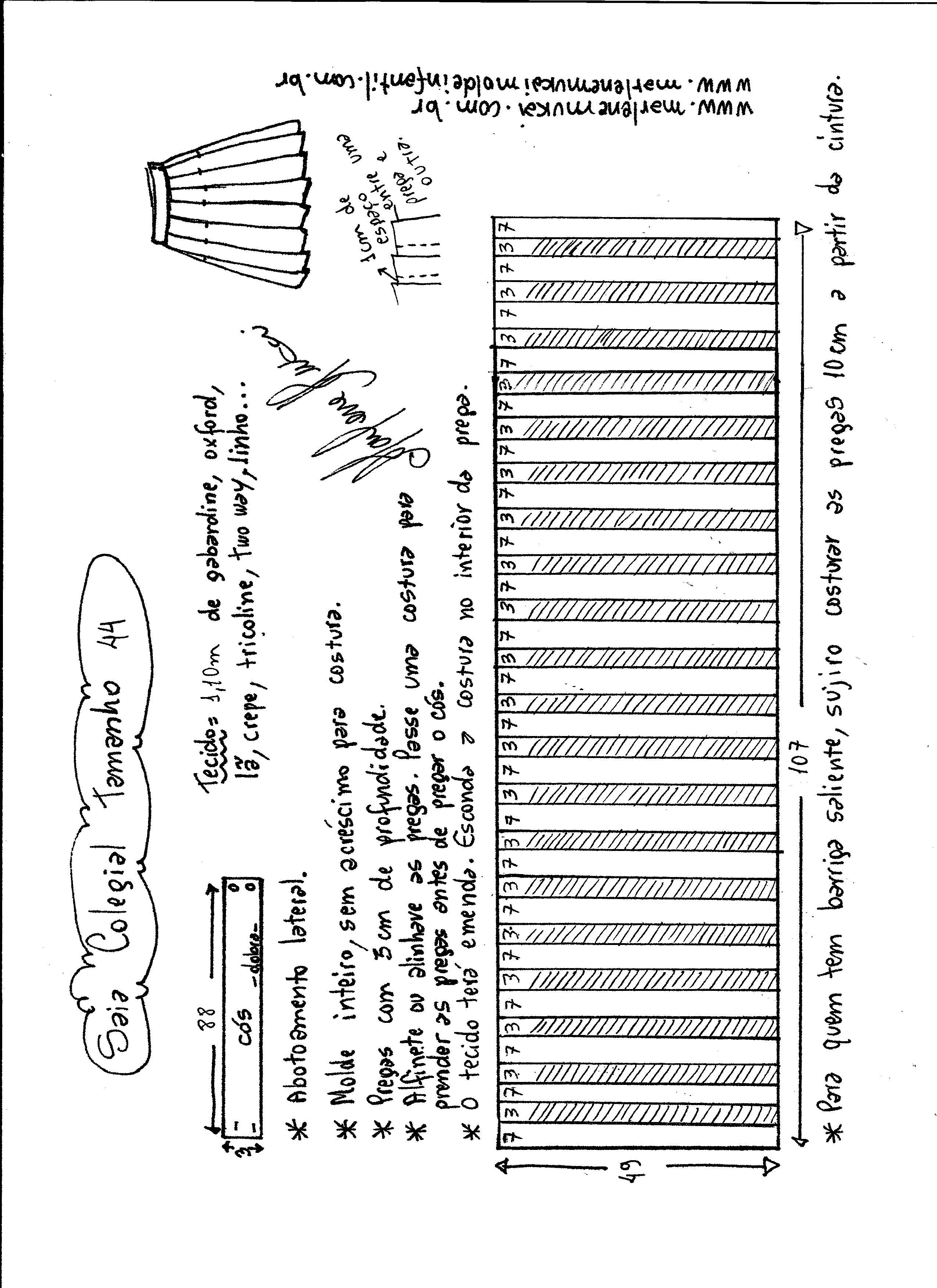 falda-colegiala-44 - Patrones gratis