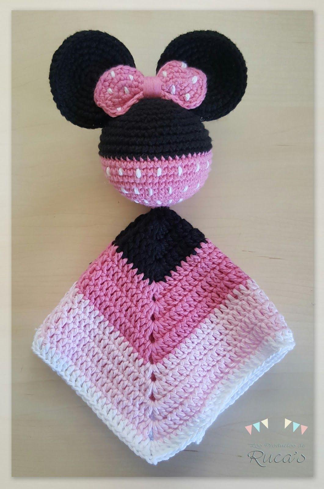 Mickey Mouse Amigurumi pattern Disney Crochet pattern | Etsy | 1600x1061