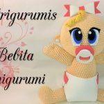 DIY como hacer una Bebita en amigurumi