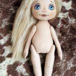 Como hacer una muñeca completa articulada