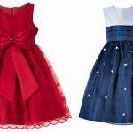 Patrón de Vestido de fiesta de niña