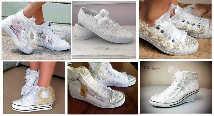 Como customizar calzado de lona