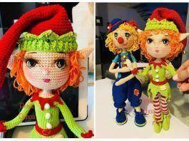 Los 24 Amigurumis más bonitos para regalar en Navidad | Crochet.eu | 198x265