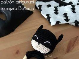 Batman Parte 1 Tutorial Amigurumi Paso a Paso - YouTube | 198x265