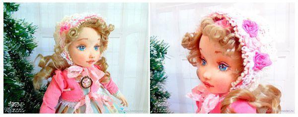 DIY Cara de muñeca en 3D