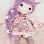 Muñeca de tela Lili