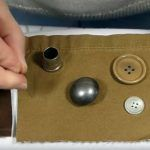 Como coser botones a mano