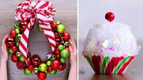 DIY Ideas manualidades para Navidad