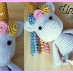 DIY Unicornio amigurumi