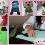 Patrón básico para hacer ropa a los perritos