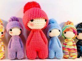 Navidad Amigurumi: 30 Patrones para tejer amigurumis navideños ... | 198x265