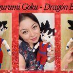 Goku Dragón Ball Z amigurumi tutorial