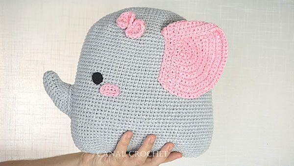 Elefante Llavero Crochet | Otakulandia.es | 338x600
