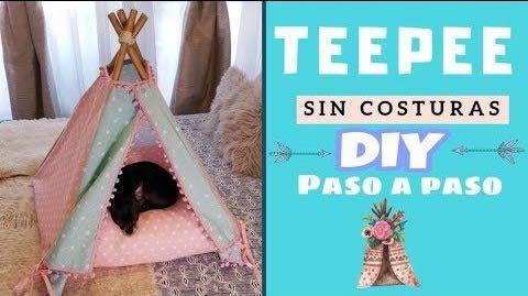 DIY Cama para perros o gatos