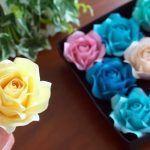 DIY Como hacer rosas de papel