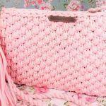 Bolso trapillo crochet muy fácil