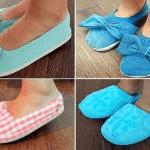 DIY Ideas para hacer zapatos a mano