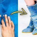 DIY Manualidades a la moda con ropa