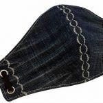 DIY Como hacer una Mascarilla jeans paso a paso
