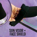 DIY Como hacer una visera protector facial