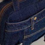 DIY Bolso jeans reciclado