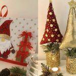 5 Decoraciones para navidad fácil de hacer