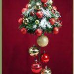 Árbol de navidad centro de mesas