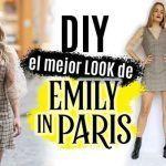 DIY vestido de Emily en Paris paso a paso